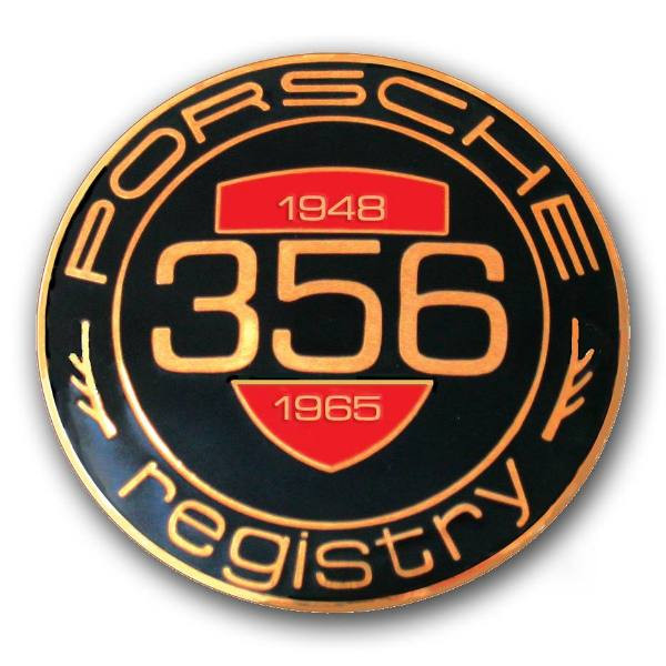 356 registry badge
